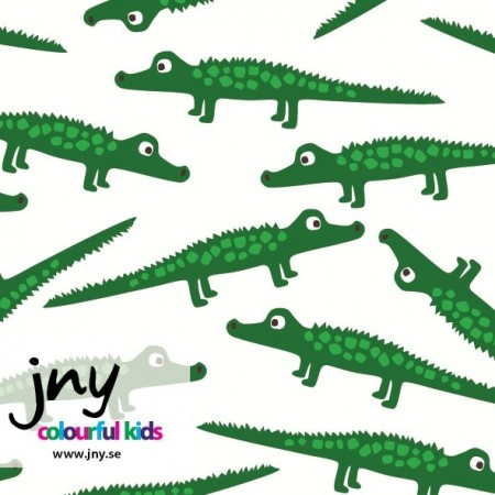 JNY - Jersey Crocodile - Digitalprint
