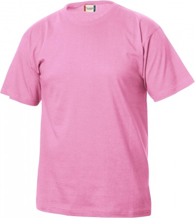Clique Basic-T Junior Bright pink
